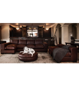Custom Made Leather Lounge Suites in South Africa